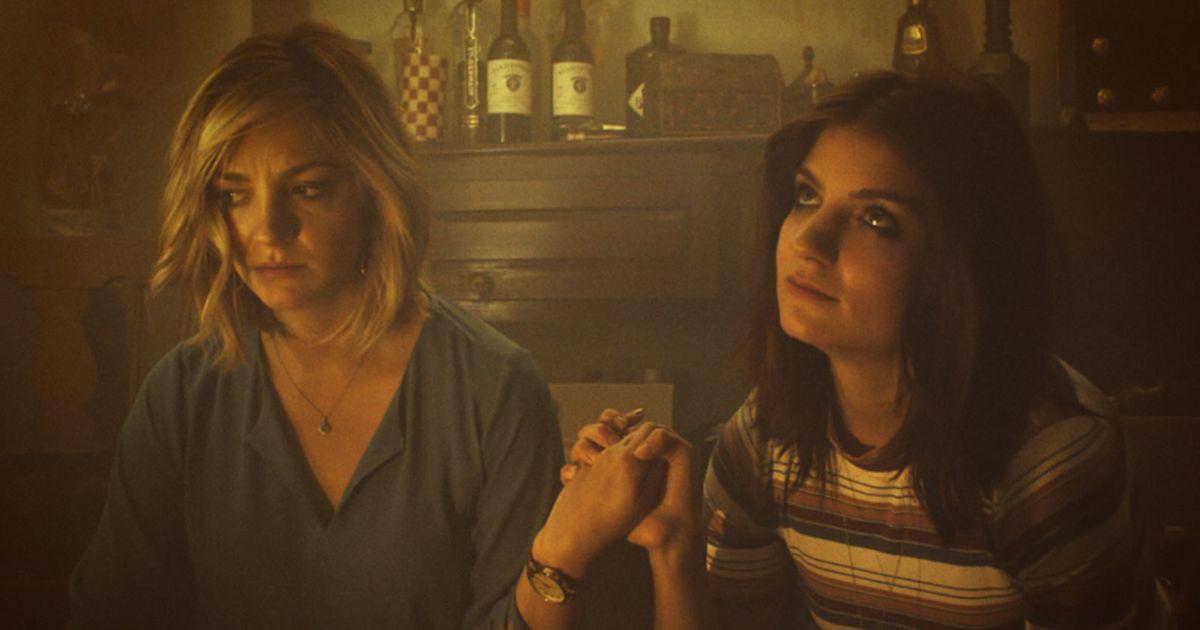 Bridey and Abby Elliott 'Clara's Ghost' Interview