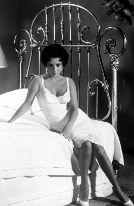 Photo 44 from Elizabeth Taylor's  Cat on a Hot Tin Roof Slip