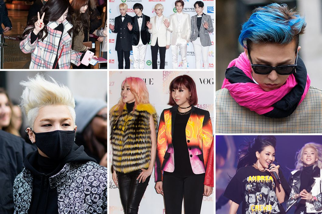 Taeyang, G-Dragon, & More: A K-Pop Style Primer -- The Cut