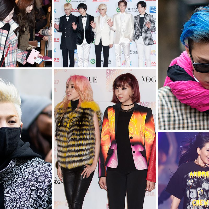 0a3c9356d8c8 Taeyang, G-Dragon, and More: A Guide to the Style Stars of K-Pop