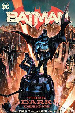 Batman Vol. 1: Their Dark Designs, by James Tynion IV