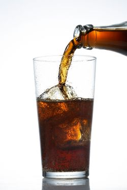 Bacteria-laden ice and sugary soda: It's all bad.