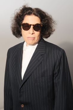 NEW YORK - SEPTEMBER 13:  Writer Fran Lebowitz attends Mercedes-Benz Fashion Week at Lincoln Center on September 13, 2010 in New York City.  (Photo by Katy Winn/Getty Images for IMG) *** Local Caption *** Fran Lebowitz