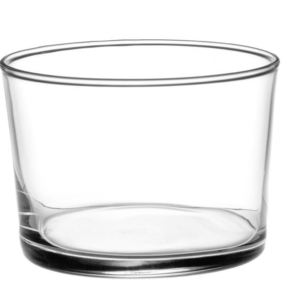 Bormioli Rocco Bodega Tumbler Mini Glasses, 7.5 Ounce, Set of 12