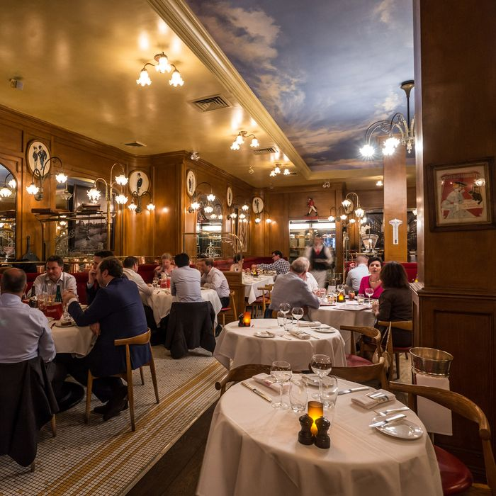 The Absolute Best French Bistro In Nyc