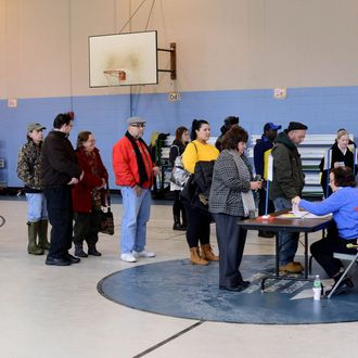 New Hampshire Voters Head To The Polls For State's
