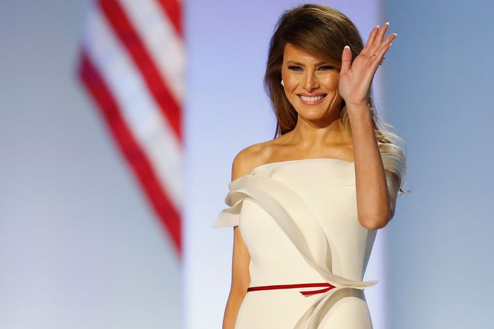 Melania Trump's Advisers Say She'll Do First Lady Things