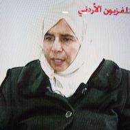 This frame grab from Jordanian state run TV taken on November 13, 2005 shows Iraqi Sajida Mubarek Atrous al-Rishawi confessing to her failed attempt to set off an explosives belt inside one of the three Amman hotels.