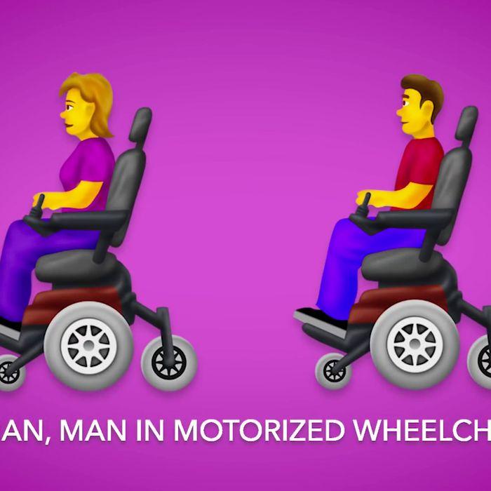 1c6560d4e Unicode Introduces New Emoji — Like a Wheelchair! And Garlic!