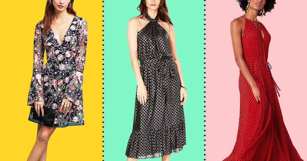 Lots of Dresses at Macy's, DVF, and Anthropologie Are Up to 72 Percent Off