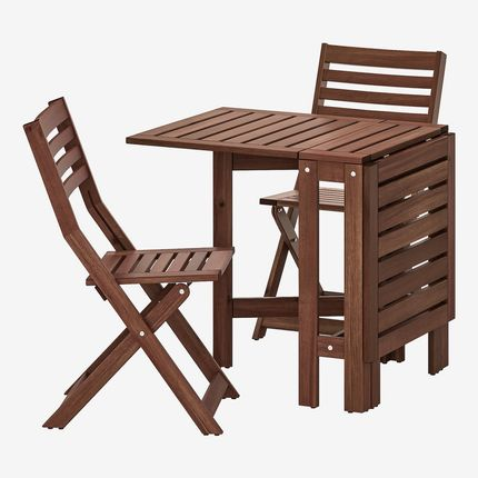 Small Folding Patio Table And Chairs, Folding Patio Furniture Dining Sets