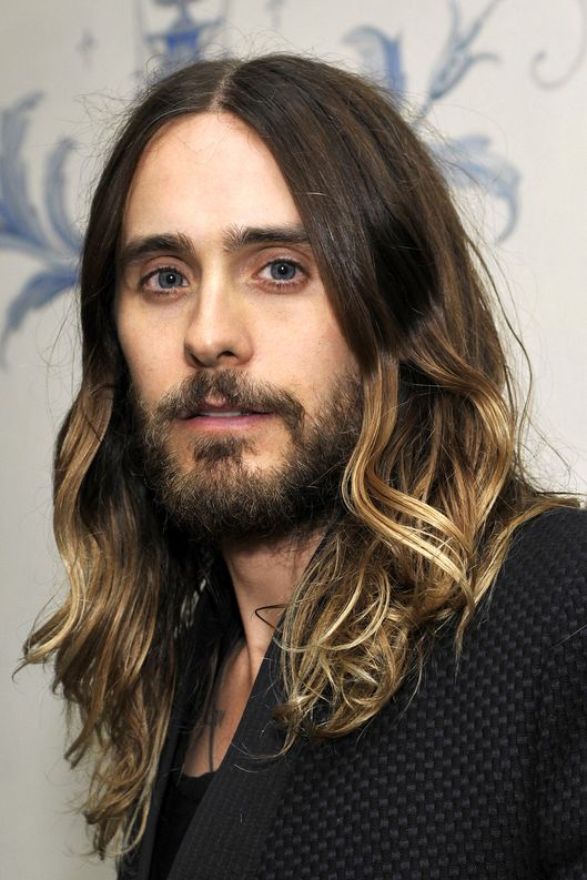 "LOS ANGELES, CA - JANUARY 09:  Actor Jared Leto attends the W Magazine celebration of The ""Best Performances"" Portfolio and The Golden Globes with Cadillac and Dom Perignon at Chateau Marmont on January 9, 2014 in Los Angeles, California.  (Photo by John Sciulli/Getty Images for W Magazine)"