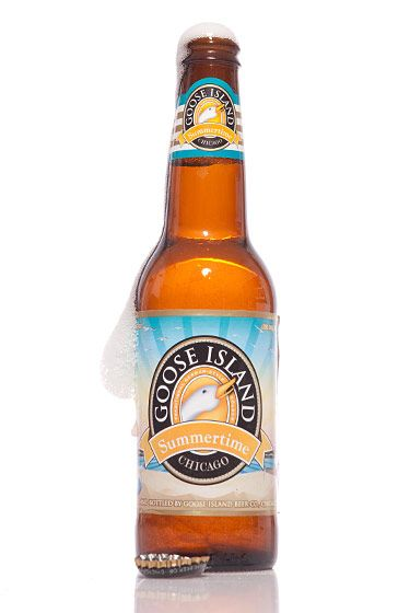 "Goose Island Beer Co. (Illinois)<br>$9.95 for six-pack<br><strong>Type:</strong> Kölsch<br><strong>Tasting notes:</strong> ""A super-refreshing, easy-to-drink beer."" <br>—Hilton Ariel Ruiz, co-owner, New Beer Distributors<br>"