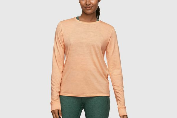 Outdoor Voices Merino Longsleeve T-shirt