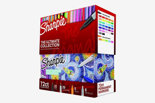 Sharpie Permanent Markers Ultimate Collection