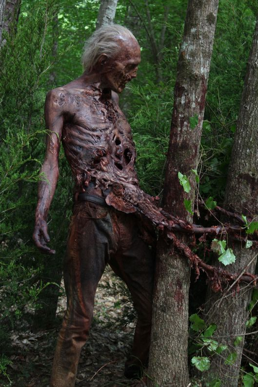 Walker - The Walking Dead _ Season 6, Episode 1 - Photo Credit: Greg Nicotero/AMC