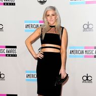 LOS ANGELES, CA - NOVEMBER 20:  Singer Ellie Goulding arrives at the 2011 American Music Awards held at Nokia Theatre L.A. LIVE on November 20, 2011 in Los Angeles, California.  (Photo by Jason Merritt/Getty Images)