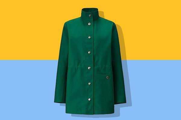 Uniqlo U Blocktech Short Coat