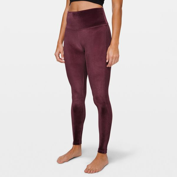Lululemon Wunder Lounge High-Rise Tight 28