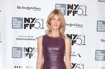 "NEW YORK, NY - OCTOBER 08:  Actress Laura Dern attends the ""Nebraska"" premiere during the 51st New York Film Festival at Alice Tully Hall at Lincoln Center on October 8, 2013 in New York City.  (Photo by Jemal Countess/Getty Images)"