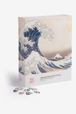 Hokusai Great Wave Puzzle