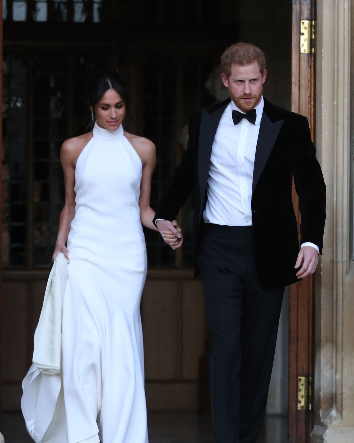 inside meghan markle prince harry s royal wedding reception royal wedding reception