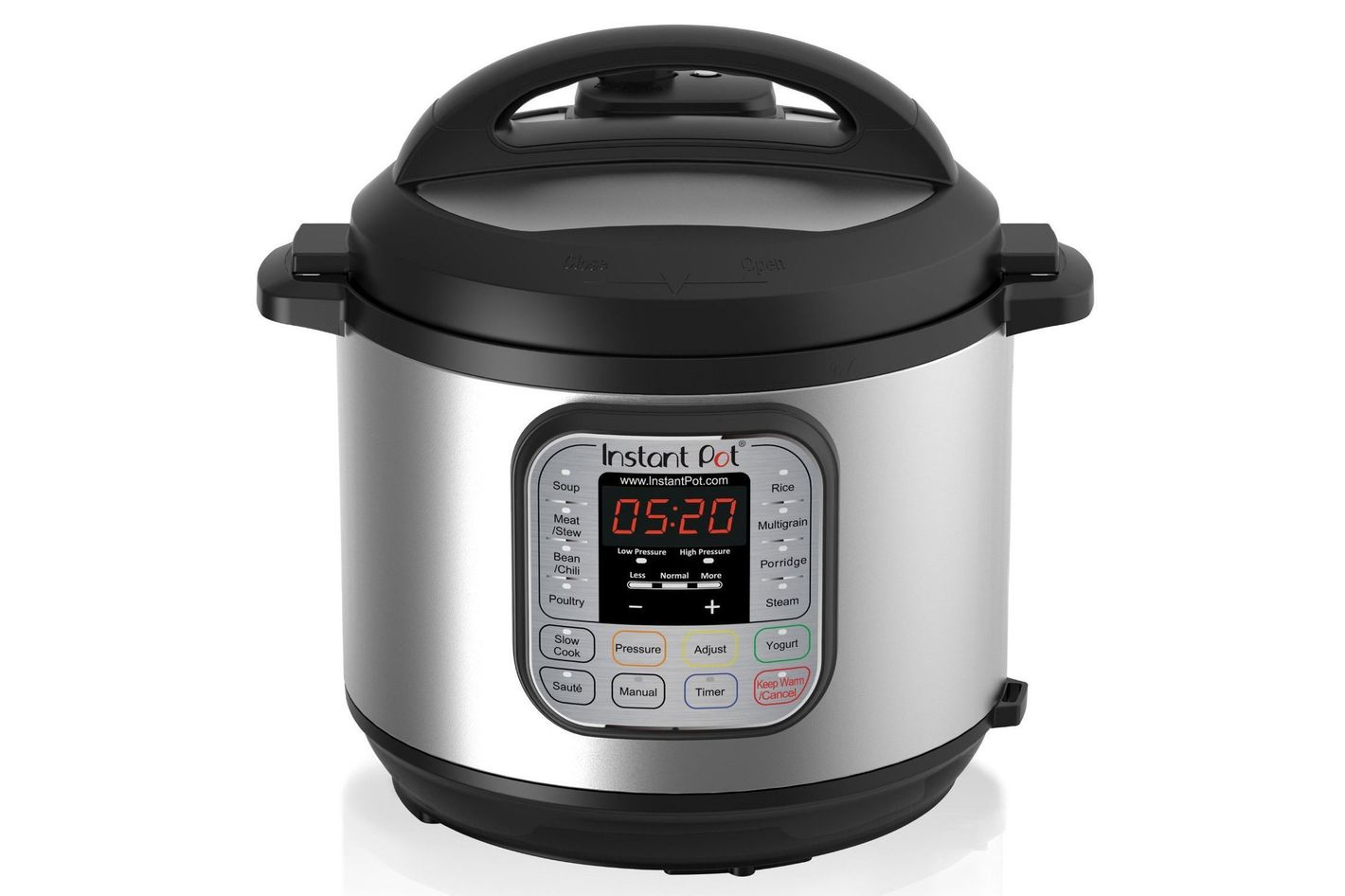 Instant Pot DUO60 6-Quart 7-in-1 Multi-Use Programmable Pressure Cooker