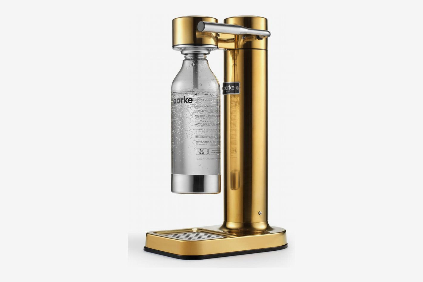 Aarke Sparkling Water Maker (Brass)