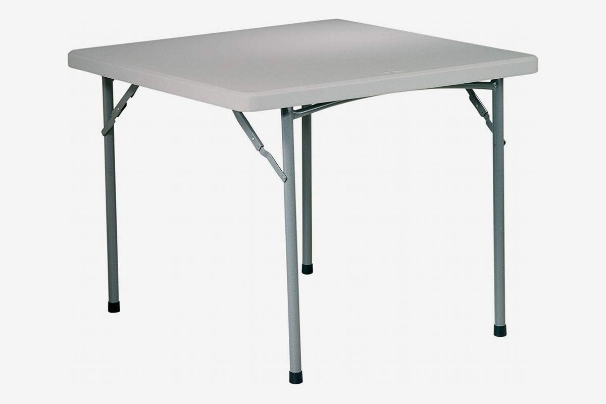 9 Best Folding Tables On Amazon 2019 The Strategist New York Magazine