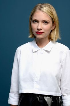Actress Tavi Gevinson of 'Enough Said' poses at the Guess Portrait Studio during 2013 Toronto International Film Festival on September 7, 2013 in Toronto, Canada.