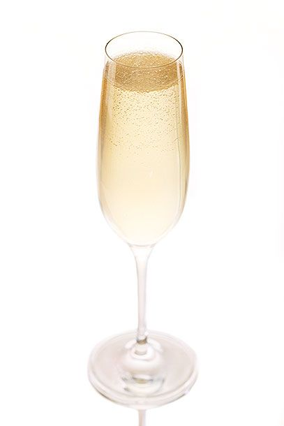 "<b>The Golden Haymaker</b>  <i><a href=""http://nymag.com/listings/restaurant/library-at-the-public/"">The Library at the Public</a>, New York City</i>  Bartender Tiffany Short's Champagne drink, a riff on a French 75, is one of the lightest drinks in Manhattan — great when the weather gets warm: In a shaker, combine 2 ounces vodka (Short uses Russian Standard), and 3/4 ounce each lemon juice and white-wine aromatic syrup (get the <a href=""http://nymag.com/listings/recipe/white-wine-aromatic-syru/"">recipe here</a>). Shake with ice and strain into a chilled flute. Top with Champagne."