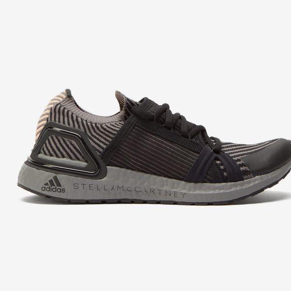 Adidas by Stella McCartney Ultraboost 20 Zigzag-Knit Trainers