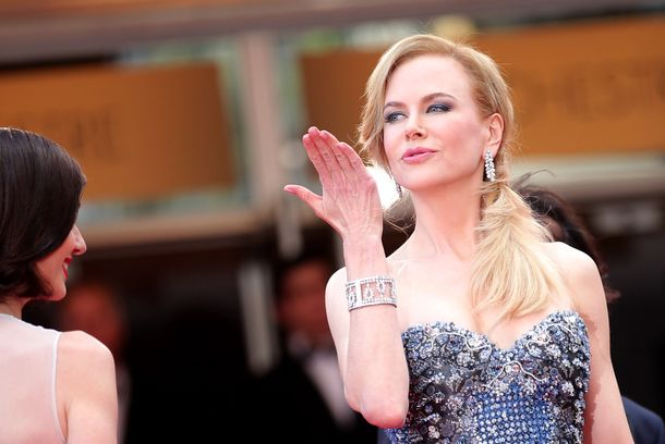"CANNES, FRANCE - MAY 14:  Actress Nicole Kidman attends the Opening Ceremony and the ""Grace of Monaco"" premiere during the 67th Annual Cannes Film Festival on May 14, 2014 in Cannes, France.  (Photo by Gisela Schober/Getty Images)"