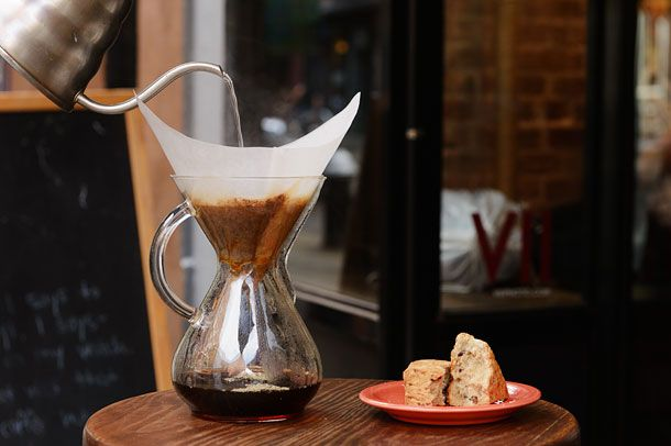 Chemex at Third Rail.
