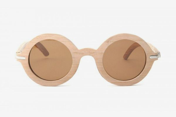 Waiting for the Sun Round Frame Sunglasses