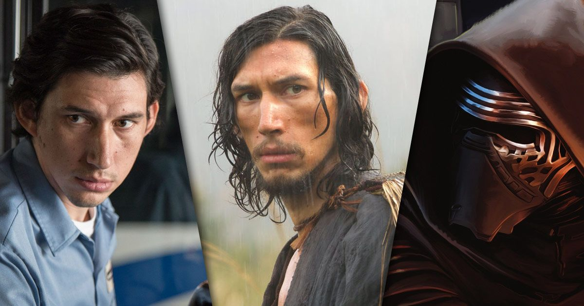 How Did Adam Driver Become A Movie Star