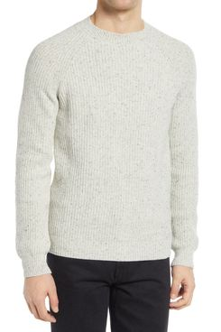 A.P.C. Men's Ludo Fisherman Sweater