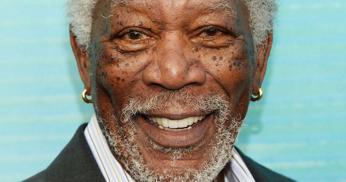morgan freeman - photo #26