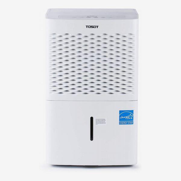 TOSOT 70-Pint Dehumidifier With Internal Pump, 4,500 Sq. Ft.