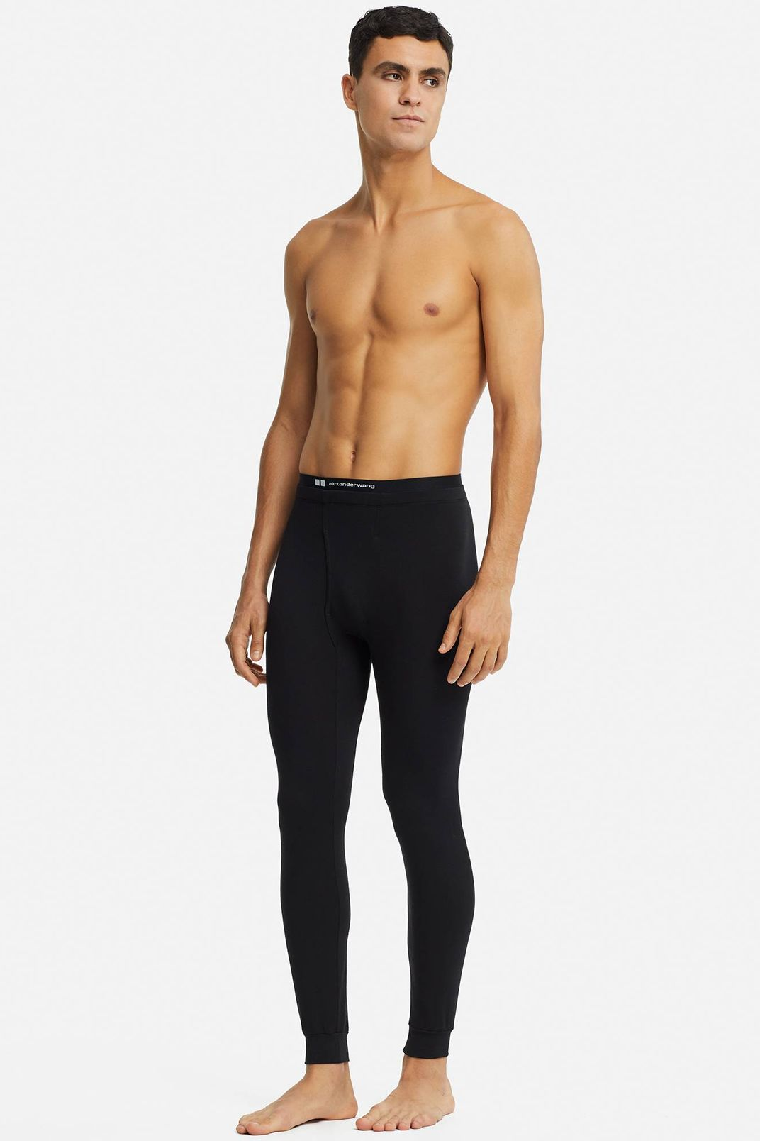 Uniqlo Men's Heattech Extra Warm Long Johns