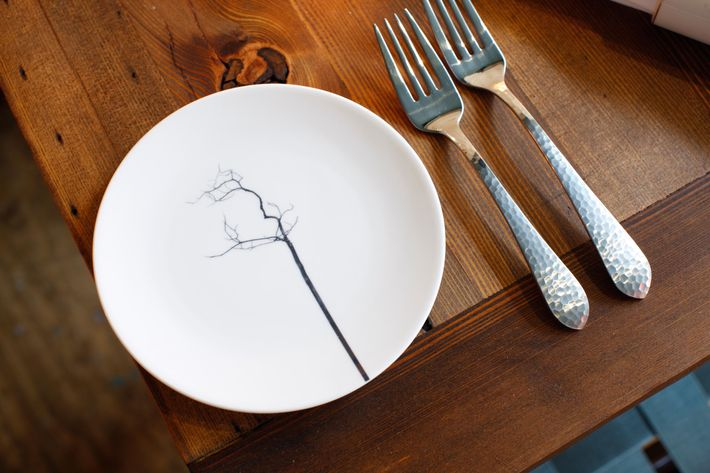 Good tableware.