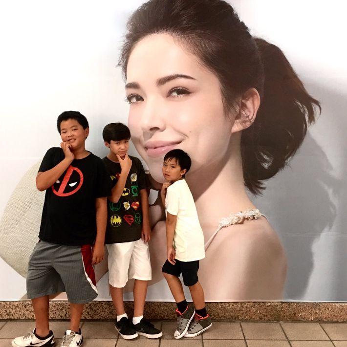 how fresh off the boat got ann hsu one of taiwan s biggest stars