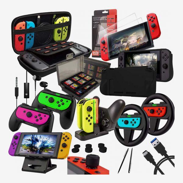 Nintendo Switch Accessories Bundle