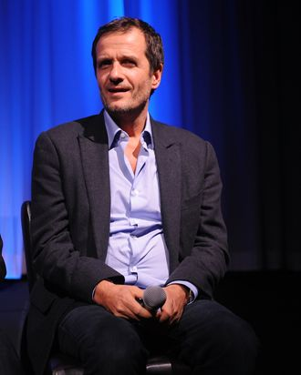 NEW YORK, NY - OCTOBER 02: Producer David Heyman attends an official screening of