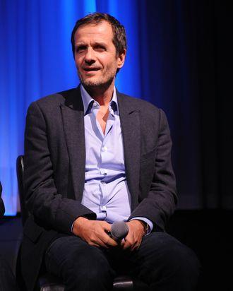 NEW YORK, NY - OCTOBER 02: Producer David Heyman attends an official screening of