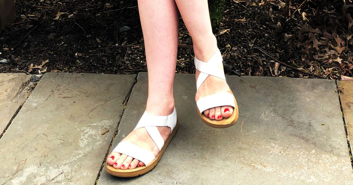 The $15 Summer Sandals That People Have Confused for Margiela