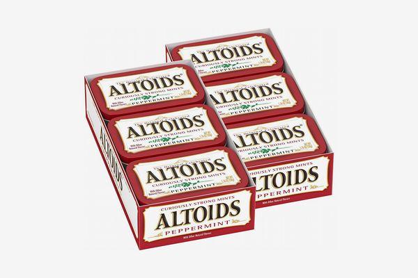 ALTOIDS Classic Peppermint Breath Mints