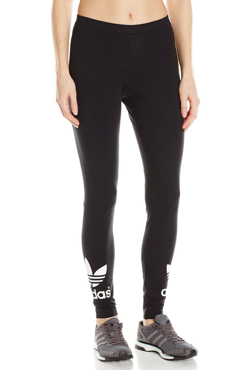 0c508e8aabf7 Adidas Originals Women s Trefoil Leggings