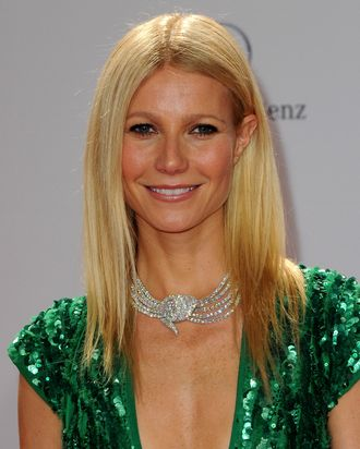 WIESBADEN, GERMANY - NOVEMBER 10: Gwyneth Paltrow attends the Red Carpet for the Bambi Award 2011 ceremony at the Rhein-Main-Hallen on November 10, 2011 in Wiesbaden, Germany. (Photo by Christian Augustin/Getty Images)
