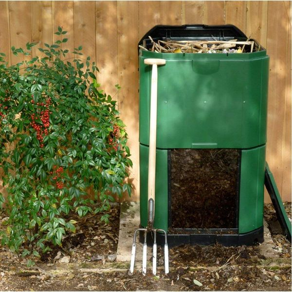 Aerobin 400 Exaco Insulated Composter and Self Aeration System